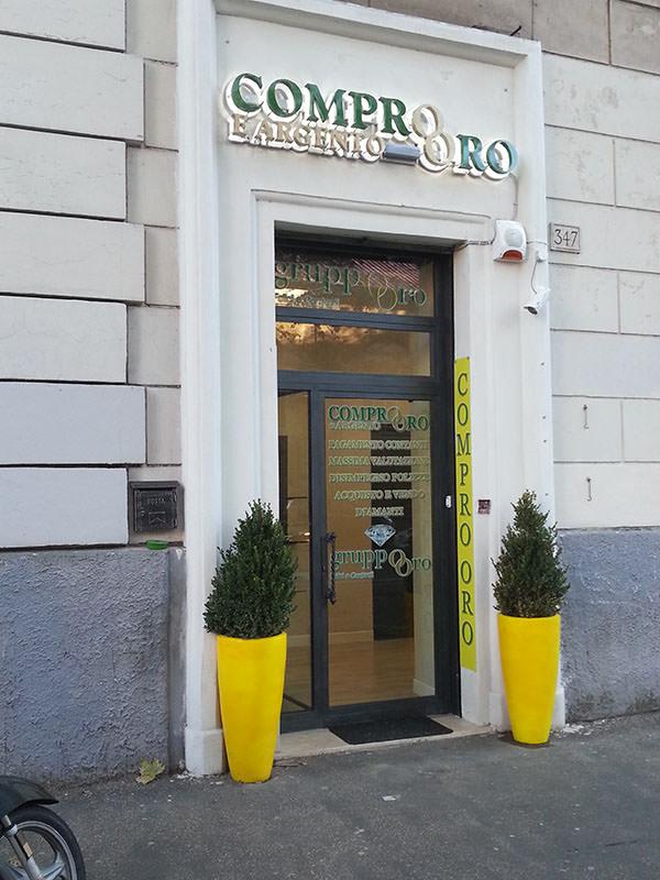 gruppo oro compro oro roma